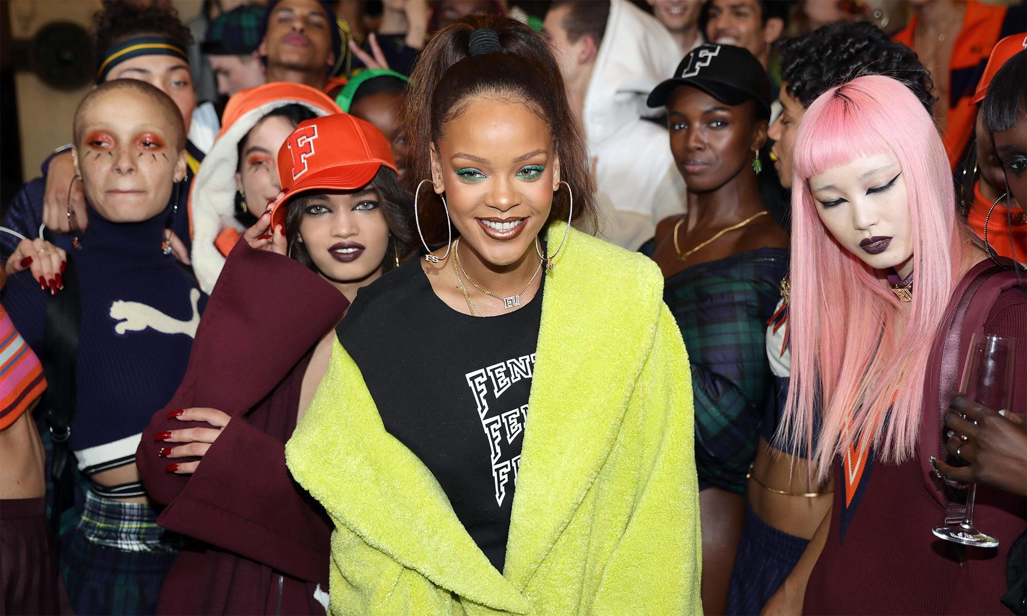 Rihanna 办的学校,只招坏学生…