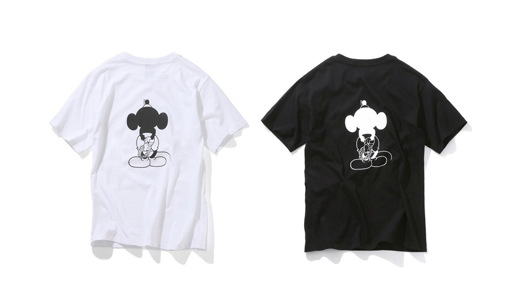 NUMBER (N)INE 2017 春夏 Mickey Mouse 系列