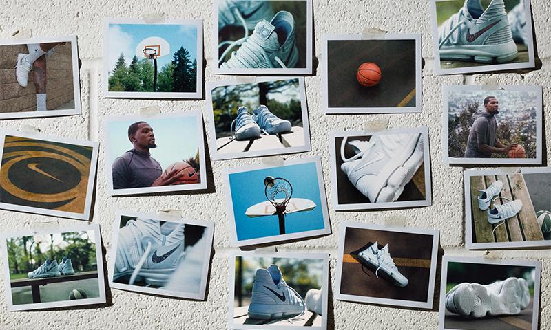 十周年纪念版 Nike KD 10 即将于下月与大家见面