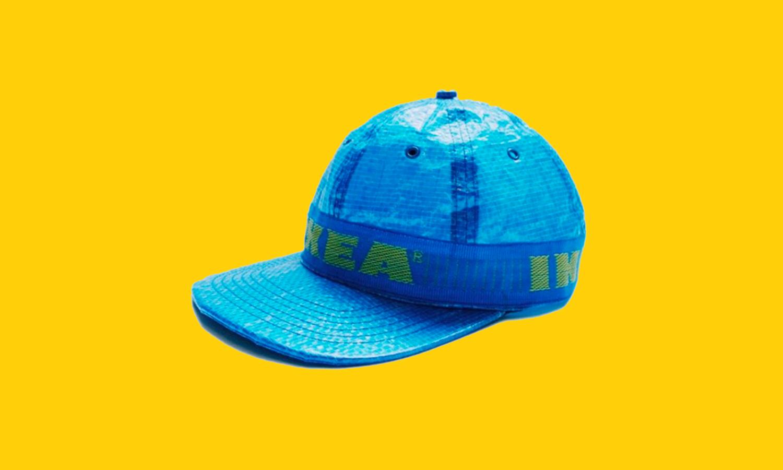 谁会把 IKEA 购物袋戴头上?
