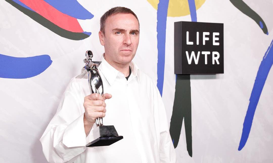 2017 CFDA 年度时尚大奖揭晓,Raf Simons 成为最大赢家