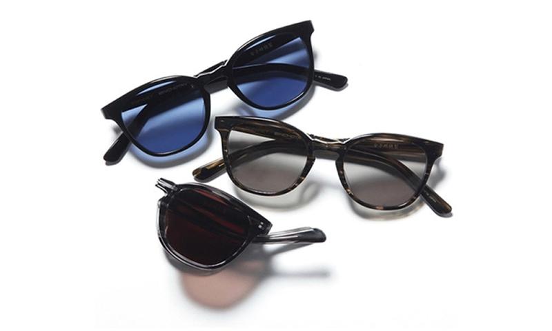 SOPHNET. x 金子眼镜打造联乘款太阳镜