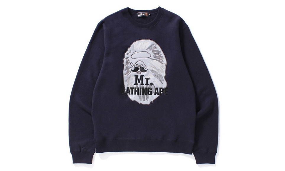 Mr. BATHING APE® 2017 秋冬系列新品发布