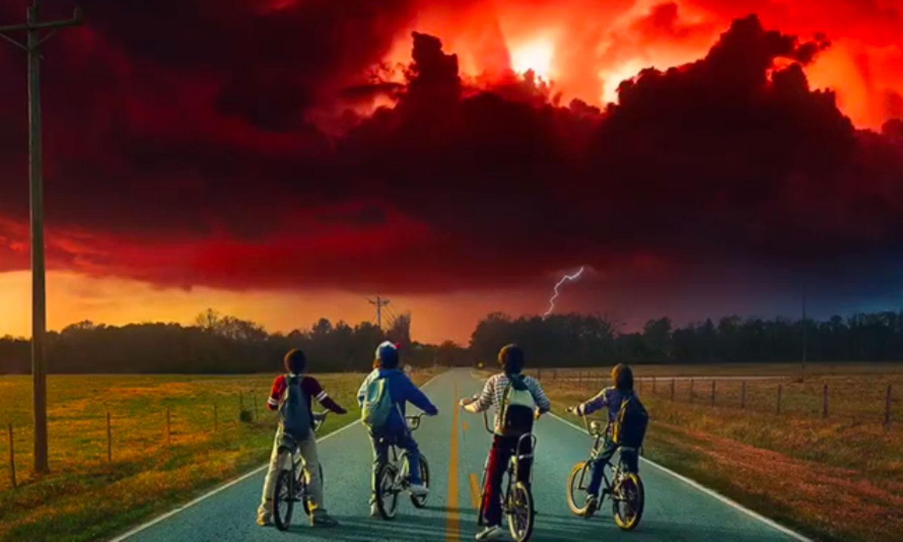 《怪奇物语 2》官方预告片正式发布