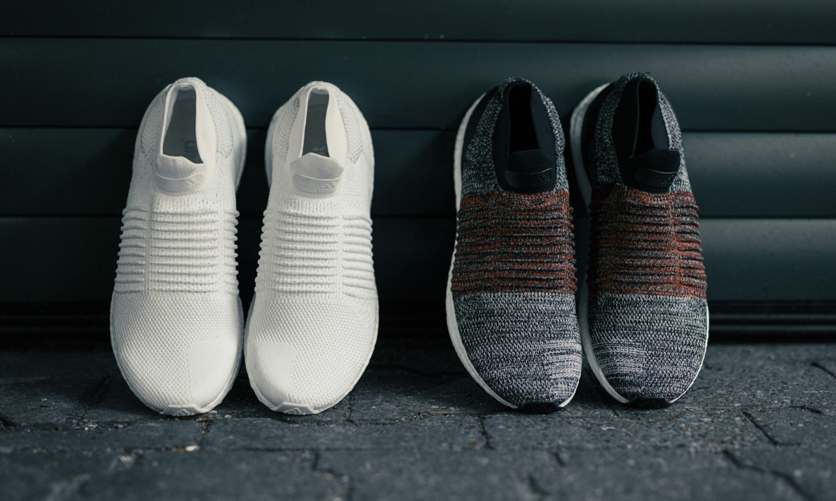 更舒适脚感!adidas 释出无鞋带版 Ultra Boost