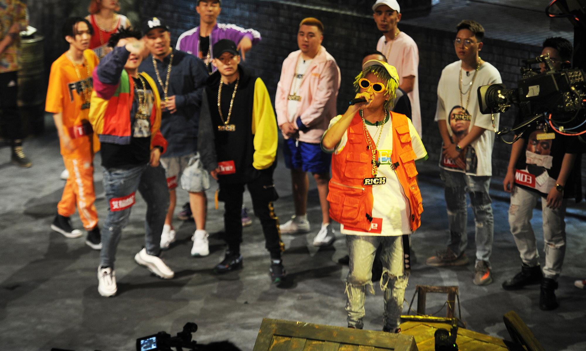《中国有嘻哈》带火了什么?