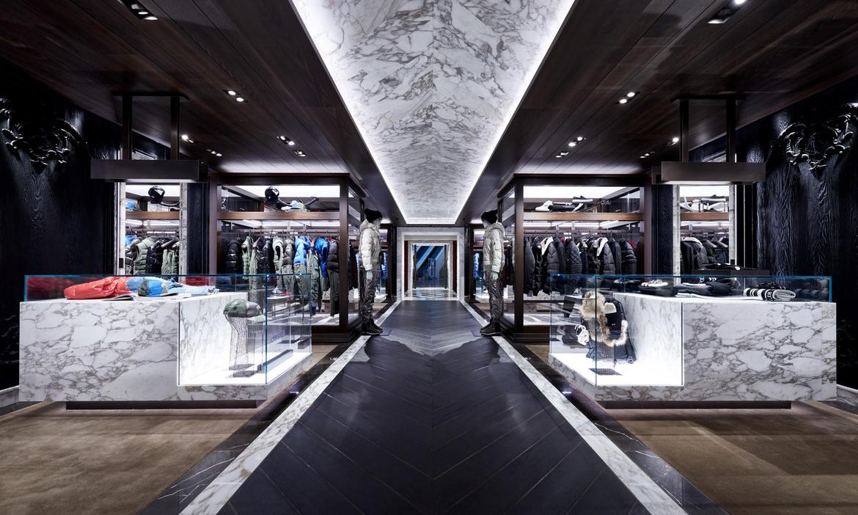 Moncler 在中国香港开设亚太区全新旗舰店