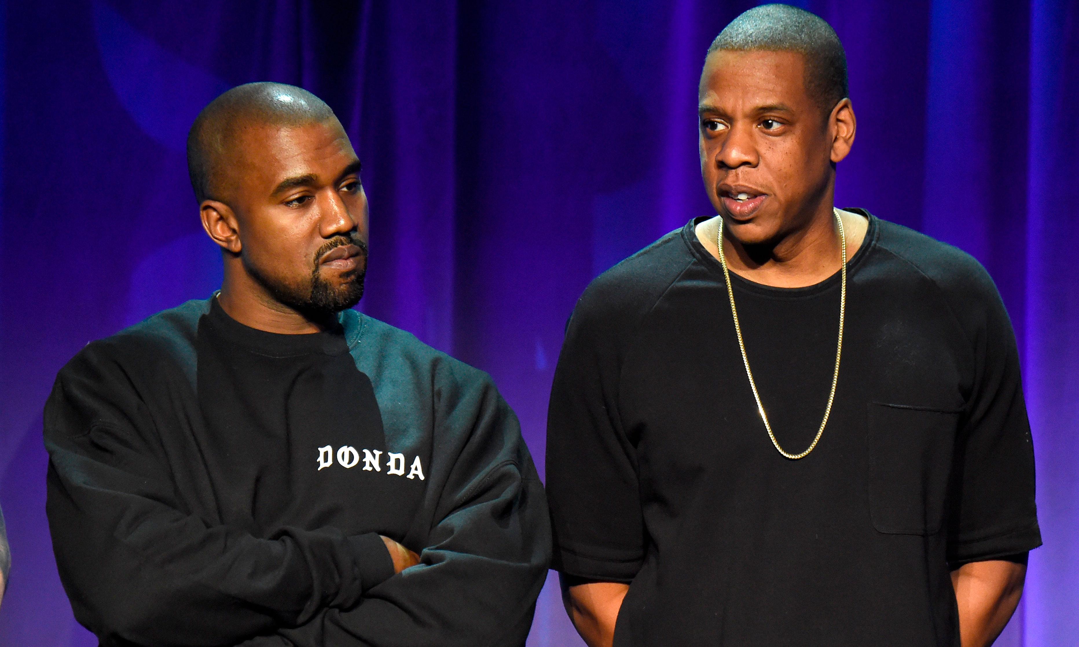 Kanye West 正式与音乐平台 Tidal 解约