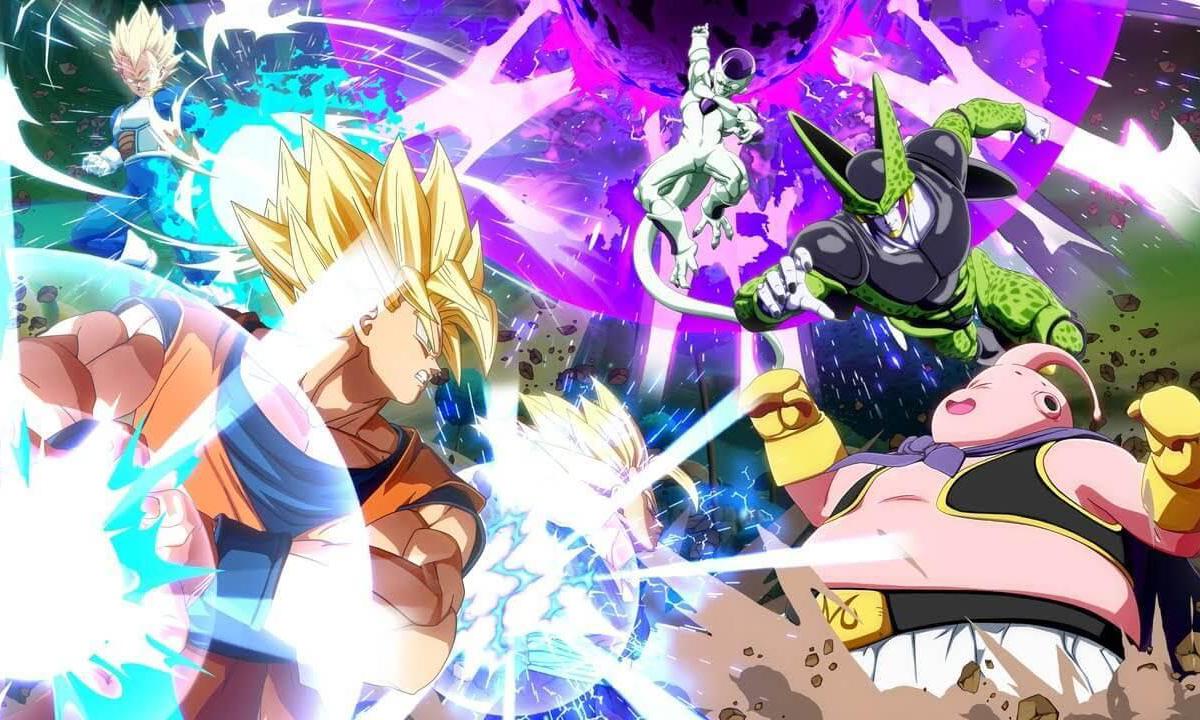 最新版《Dragon Ball FighterZ》龙珠游戏预告片发布