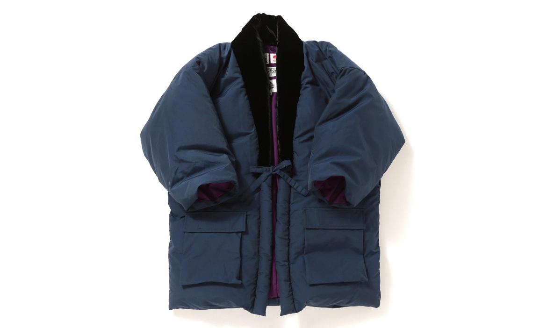 THIS IS MADE IN JAPAN x BEAMS JAPAN 推出和式羽绒外套
