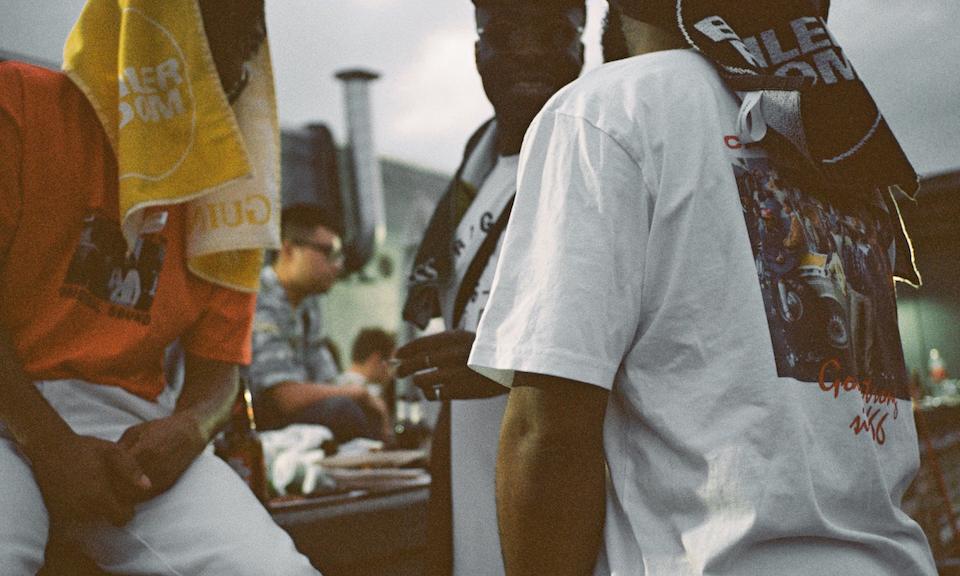 Boiler Room 推出诺丁山狂欢节为灵感 T 恤系列