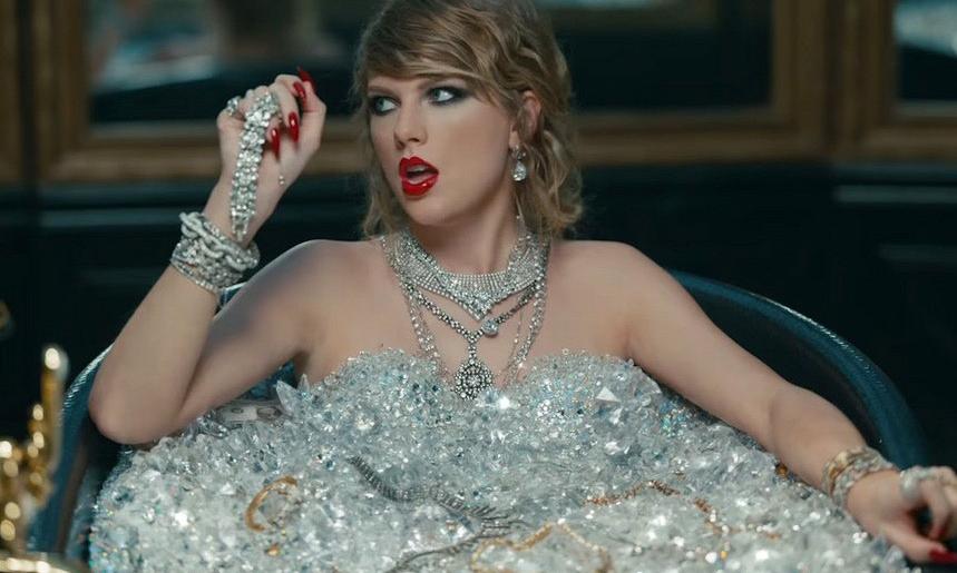 Taylor Swift 新 MV 打破 YouTube 播放记录