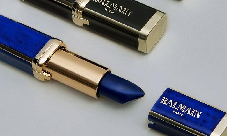 抢先看 Balmain x L'OREAL 联乘唇膏系列