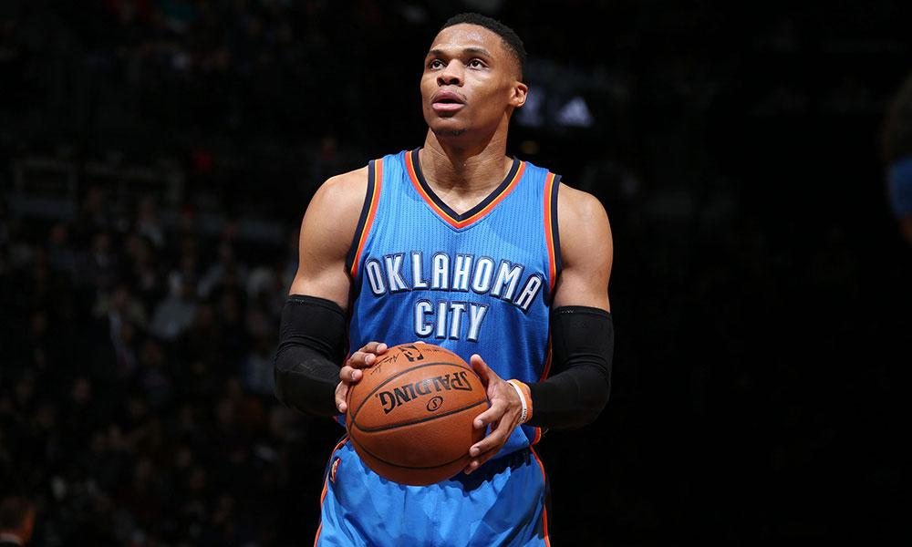Russell Westbrook 与雷霆签下 NBA 史上最大合同