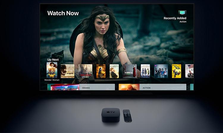 支持 4K HDR 的 Apple TV 4K 终于来了