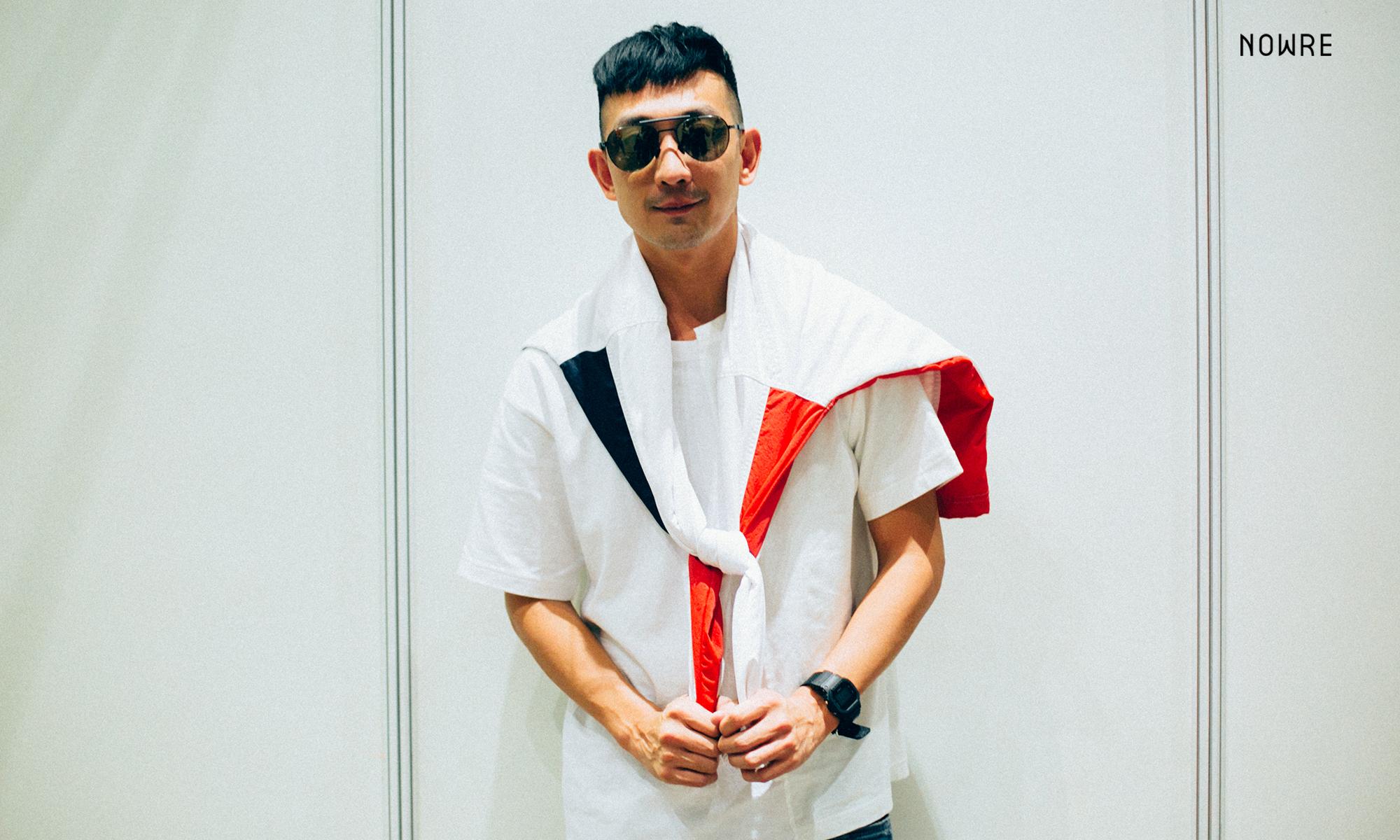专访李灿森 :如果是特别喜欢的衣服,我一定会把它买下来