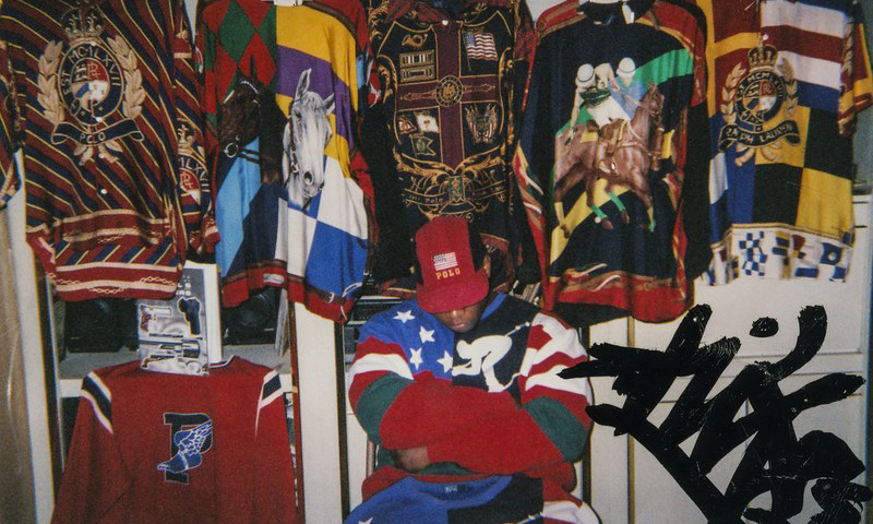 "Polo Ralph Lauren 如何成为当代嘻哈亚文化的 ""宗教信仰"""