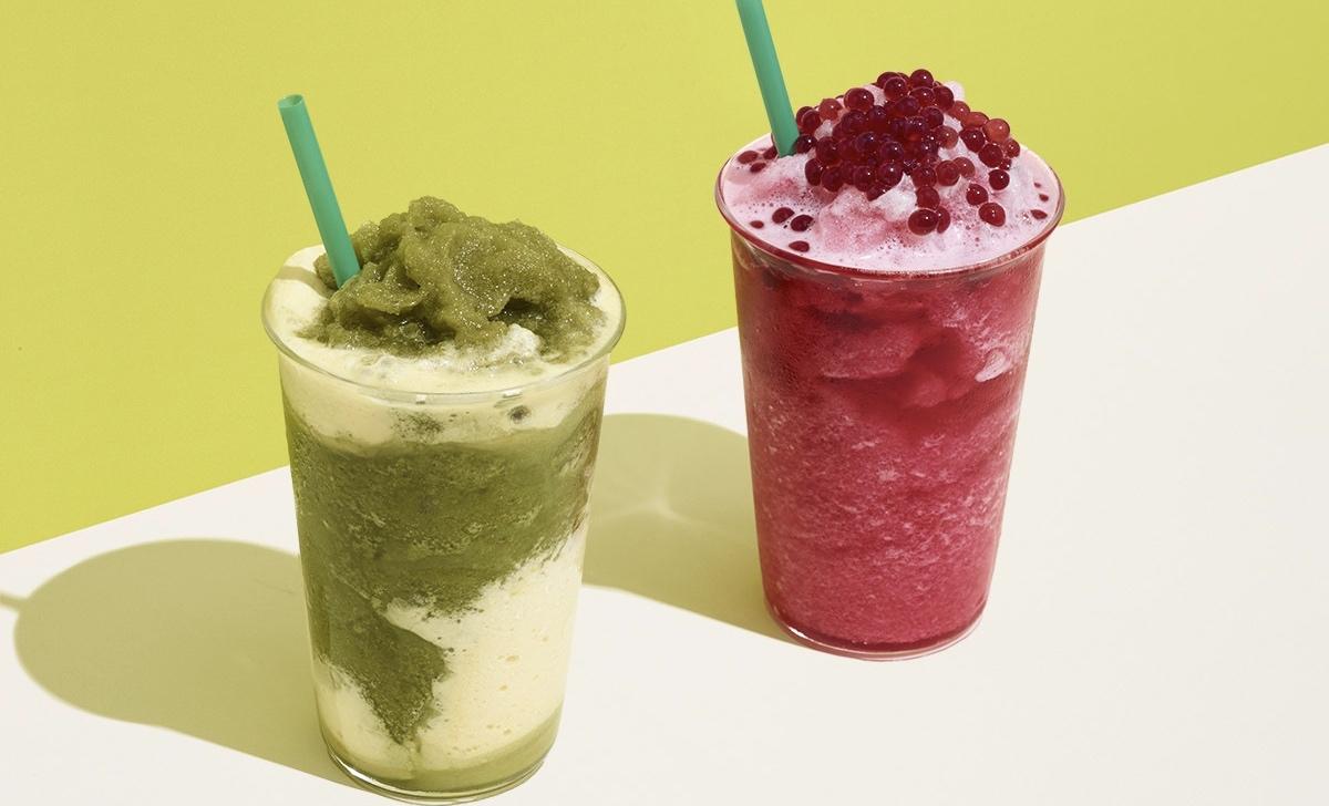 延续夏日风情,星巴克推出亚洲限定饮品