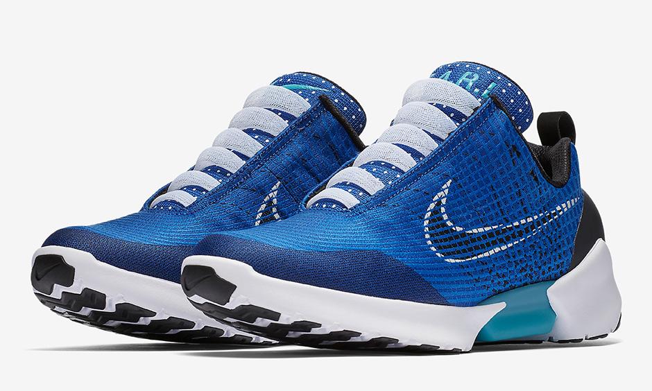 "Nike HyperAdapt 1.0 ""Sport Royal"" 发售日期敲定"