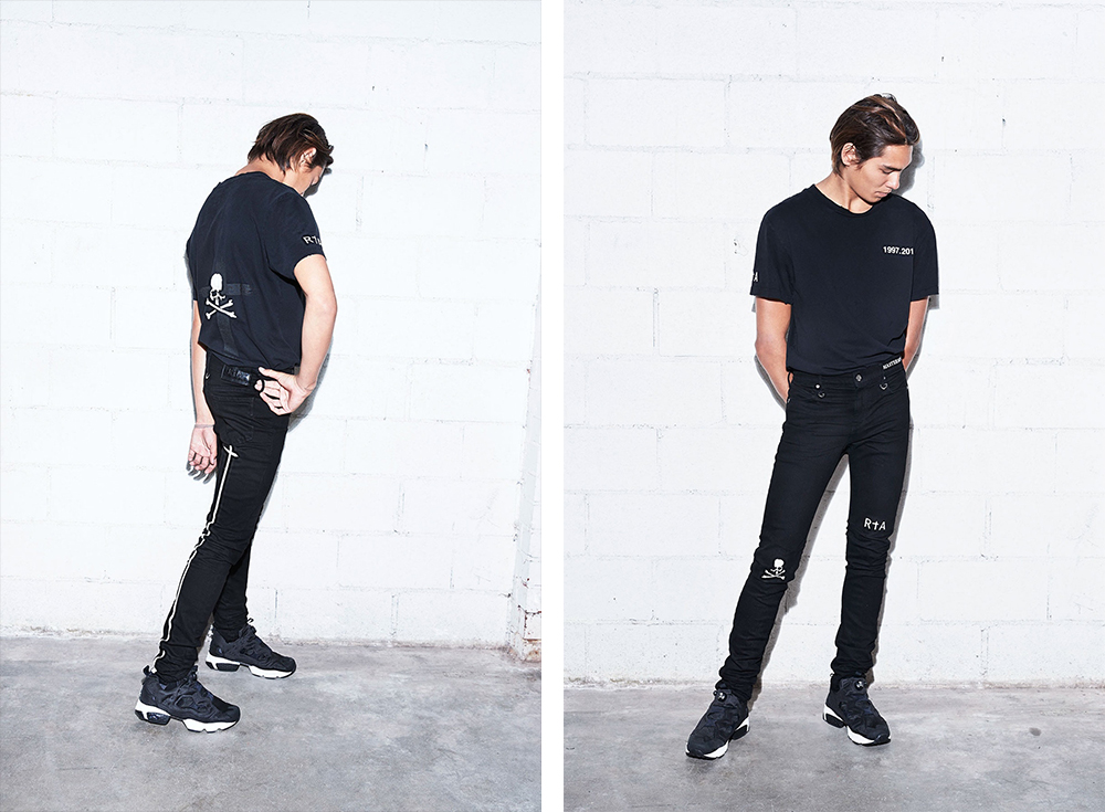 MASTERMIND WORLD × RtA 共同发布 BlackedOut 胶囊系列