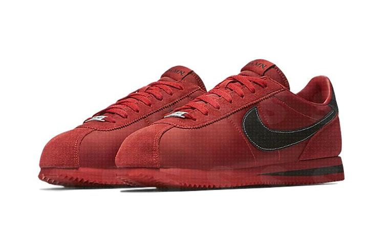 Kendrick Lamar x Nike Cortez DAMN. 样鞋曝光