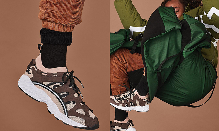 针织鞋面,Patta 与 ASICS Tiger 推出联名款 GEL-MAI