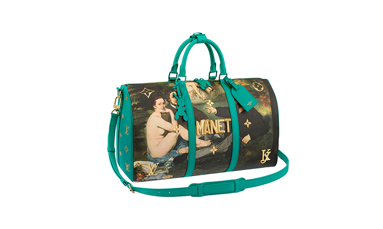 "Louis Vuitton x Jeff Koons ""Masters"" 系列带来第二波单品"