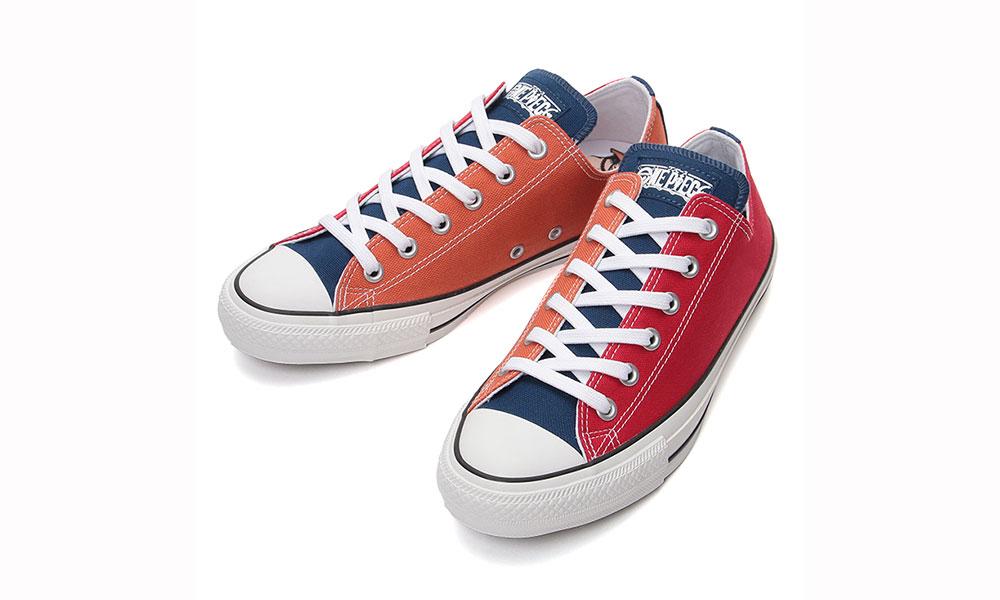 CONVERSE 打造 ALL STAR 100 ONE PIECE MC OX 联乘鞋款