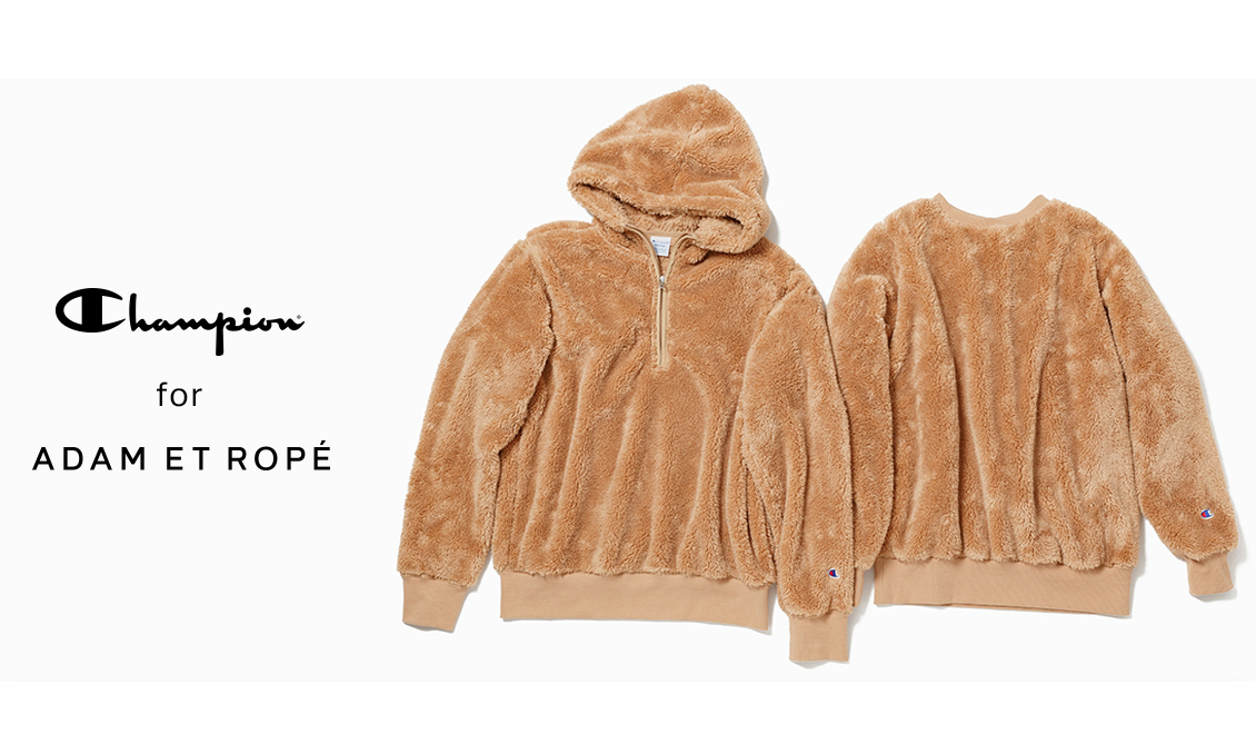 ADAM ET ROPÉ x Champion 联名别注系列