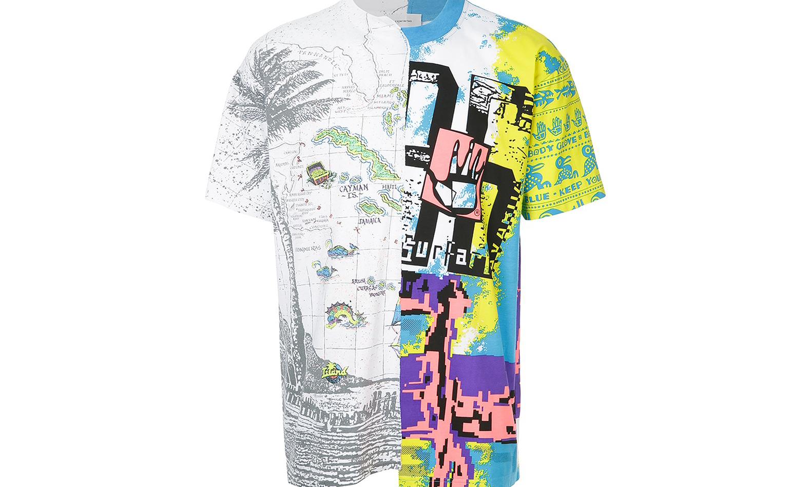 致敬经典冲浪品牌,EX Infinitas 发布全新 T 恤系列