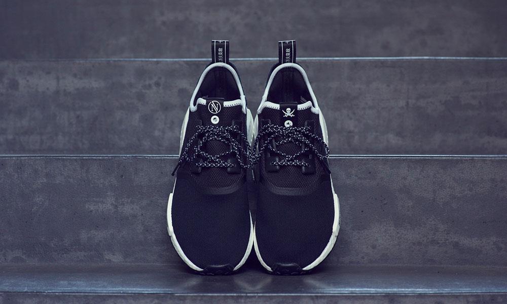 INVINCIBLE x NBHD x adidas Consortium NMD R1  联名鞋款正式发售