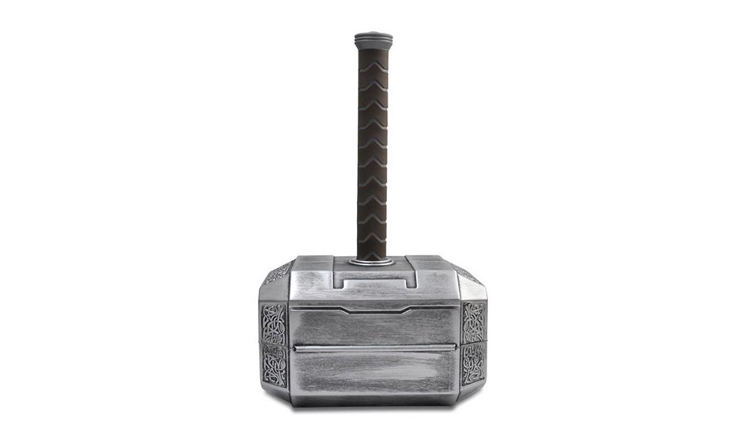 """Mjollnir 复活?ThinkGeek 打造超级实用的 """"家用"""" 雷神之锤"""