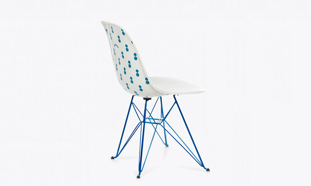 colette x BlackRainbow x Modernica 三方联名限量贝壳椅