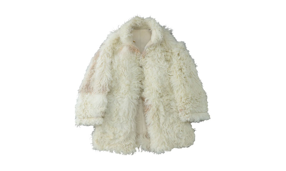 visvim 女装支线 WMV 发布 $9440 美金的皮草外套