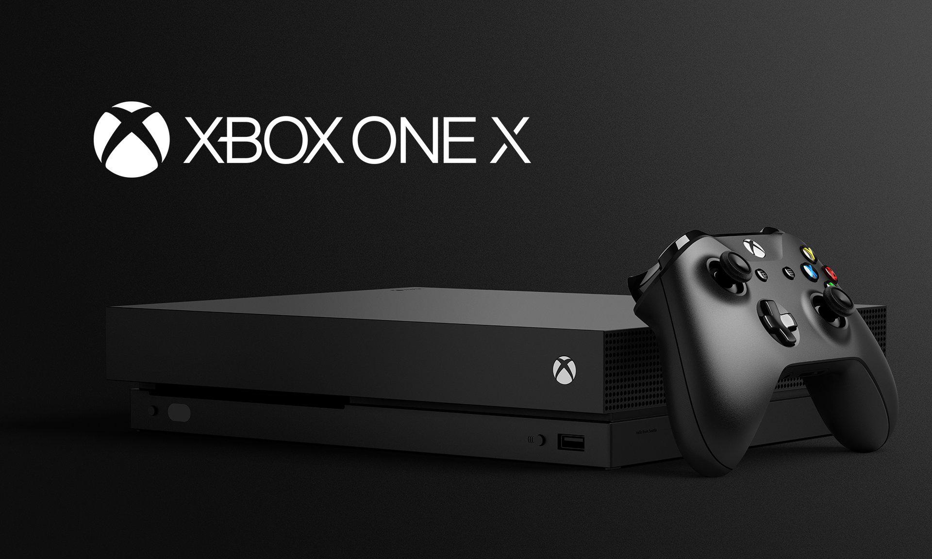 Xbox One X 今天 0 点开启预售,又是秒速售罄