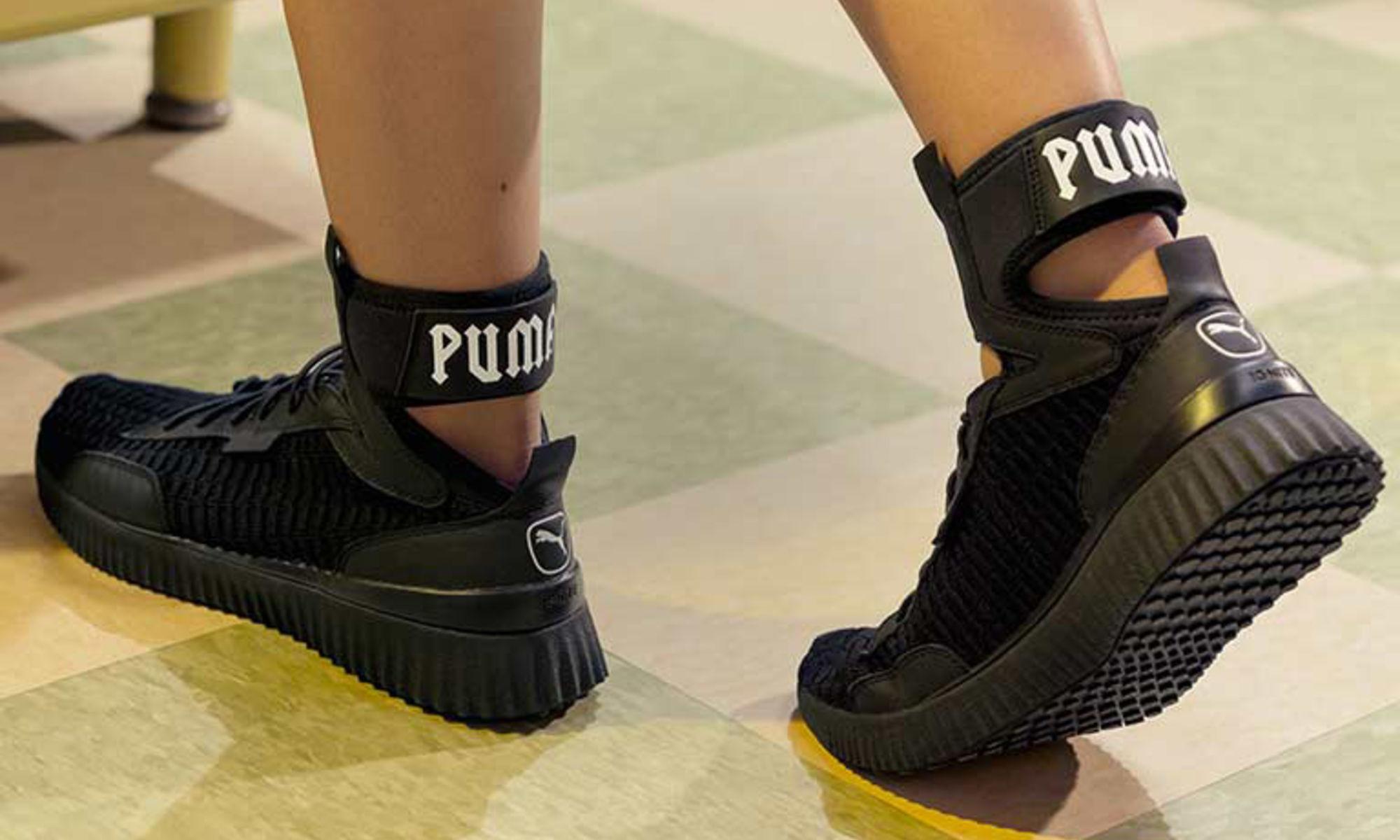 FENTY PUMA by Rihanna 发布全新中帮跑鞋