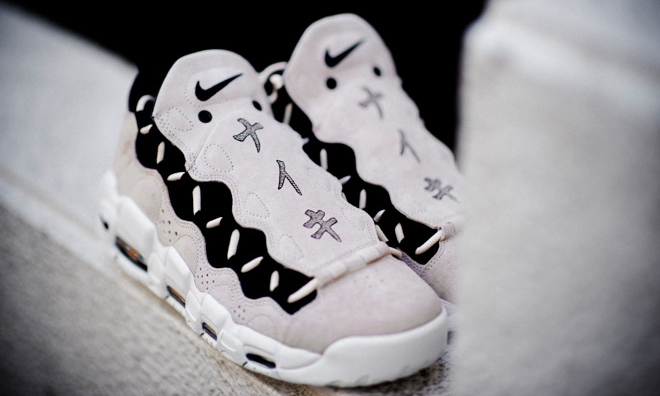 Nike 释出日本限定 Air More Money QS