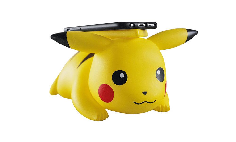 "TeknoFun 打造 ""Pikachu"" 无线充电底座"