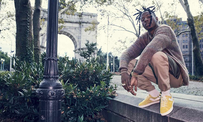Rapper Joey Bada$$ 担任 PONY 新任创意总监