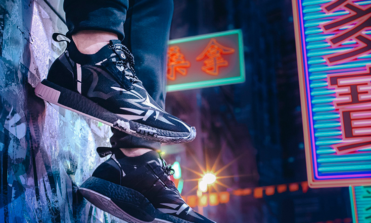 "JUICE x adidas Consortium NMD Racer ""黑荆棘"" 发售详情公开"