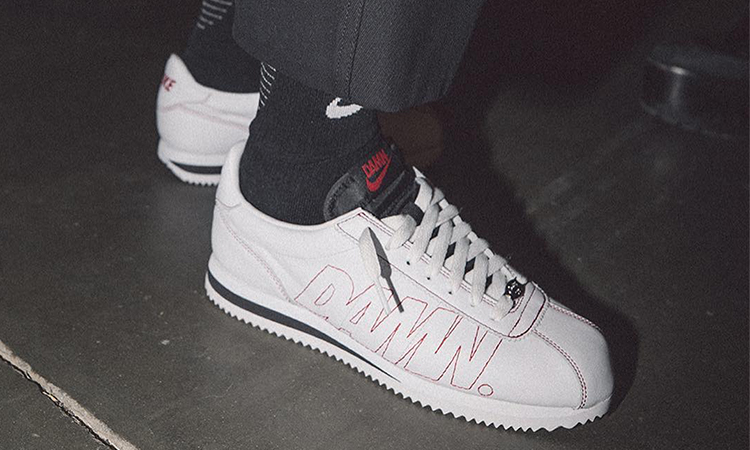 Kendrick Lamar 展示 Nike Cortez Kenny 1 最新配色