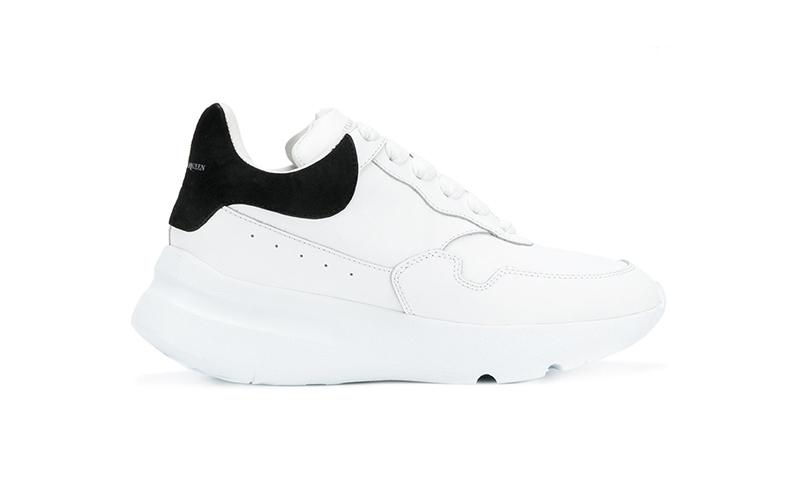 Alexander McQueen 也跟风推出 Dad Shoes?!