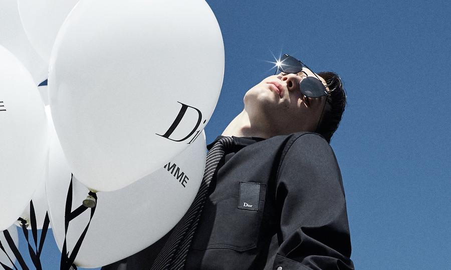 Dior Homme 带来全新 2018 春夏 Denim 系列