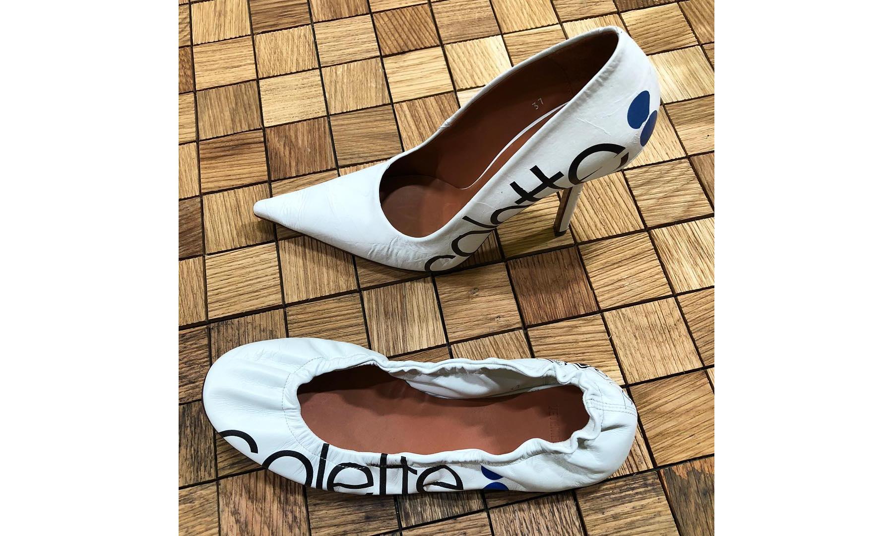Vetements x colette 鞋履系列曝光