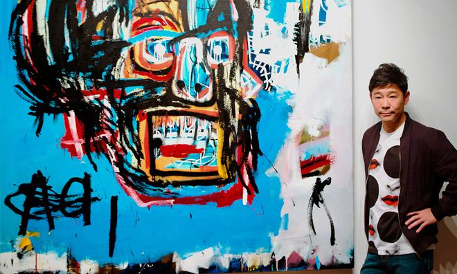 天价拍出的 Jean-Michel Basquiat 名作将在纽约展览