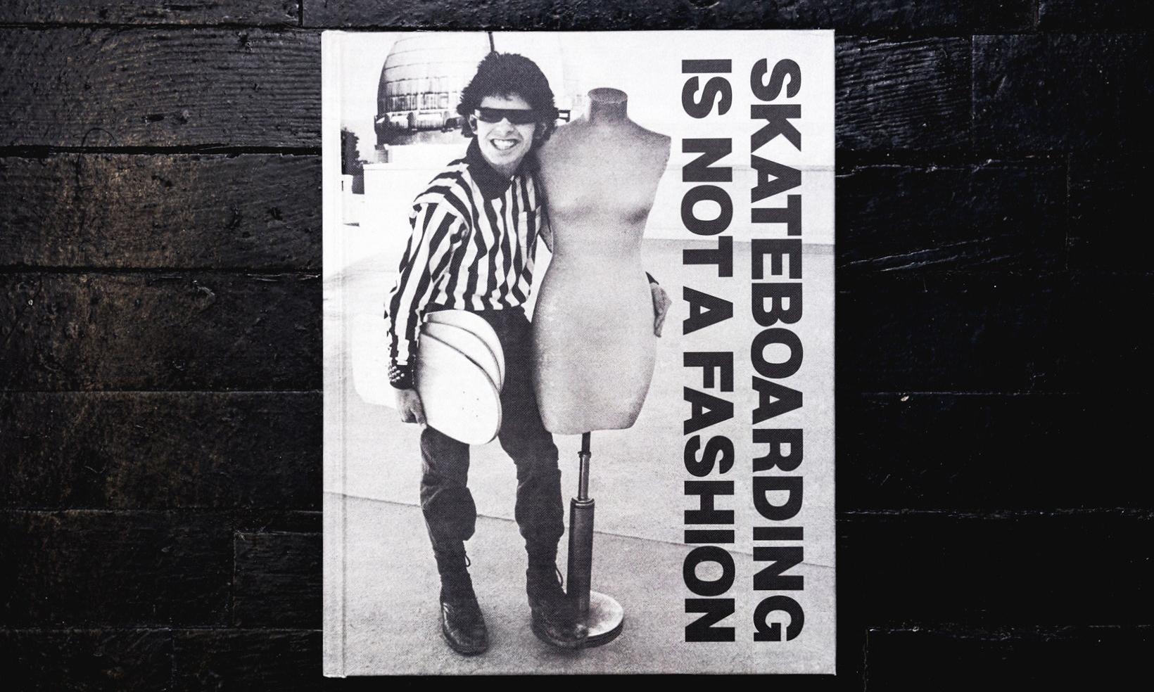 滑板真的是时尚吗?职业滑手用一本书告诉你答案
