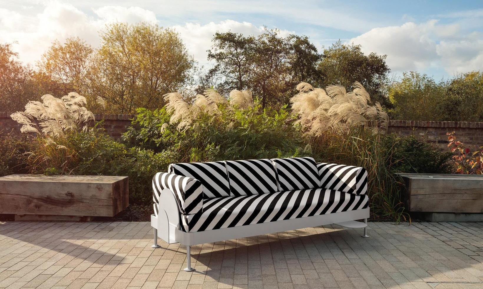 鬼才设计师 Tom Dixon 与 IKEA 打造全新沙发系列