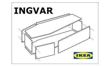 PLEASURES 要和 IKEA 联手打造一款棺材?