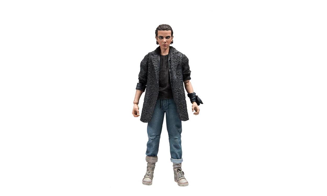 McFarlane Toys 即将推出全新《怪奇物语》人物玩偶