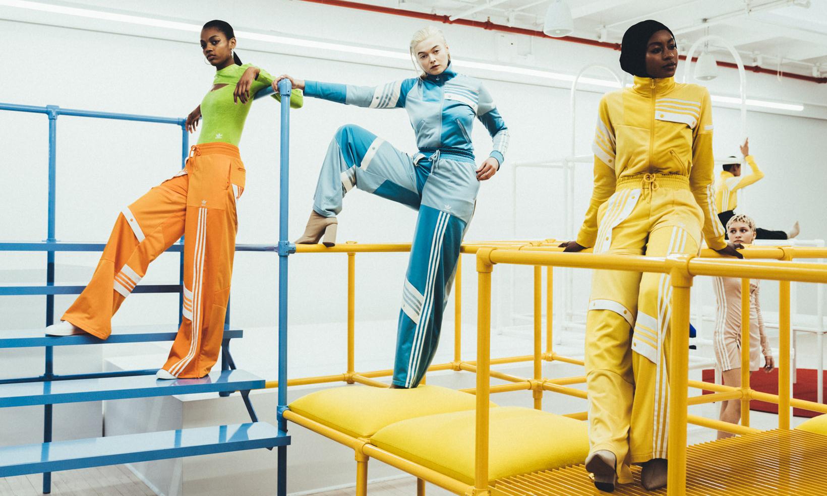 Daniëlle Cathari x adidas Originals 联乘系列亮相纽约时装周